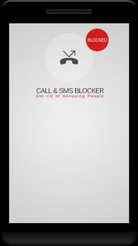 Call and Sms Blocker poster