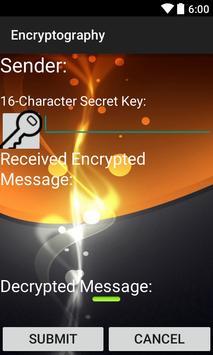 Encryptographia poster