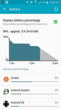 Craig's Battery Saver NOT ROOT apk screenshot