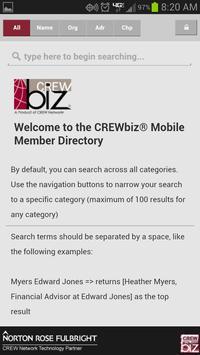 CREWbiz apk screenshot
