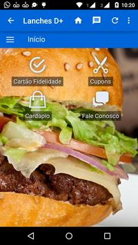 CriadorNinja Lanches apk screenshot