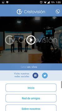 Cristovision apk screenshot