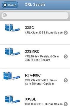 CRL Mobile apk screenshot