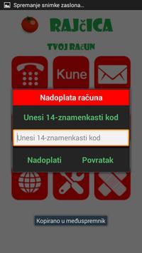 Rajčica apk screenshot