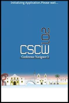 CSCW 2013 poster
