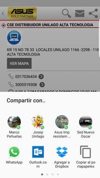 ASUS CSEUNILAGO apk screenshot