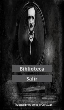 45 Cuentos de Edgar Allan Poe poster
