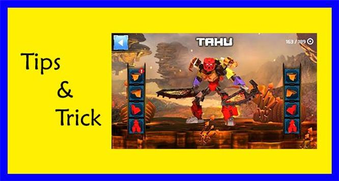 Guide for LEGO BIONICLE poster