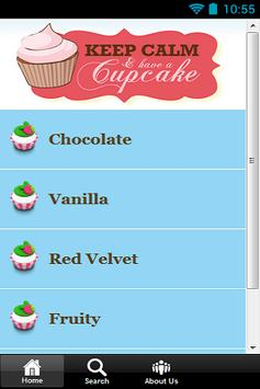 Cupcake Delights Recipes poster