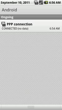 DataConnectionMonitorLITE apk screenshot