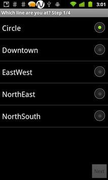 SMRT is down! apk screenshot