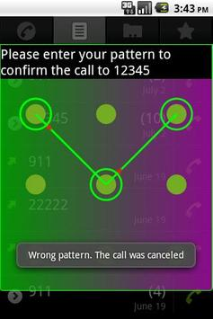 Call Confirm apk screenshot