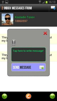 Read My SMS apk screenshot