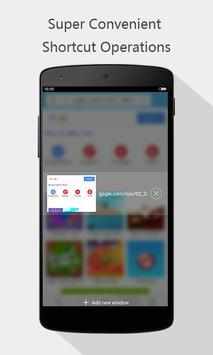 Cyclone Browser pro apk screenshot