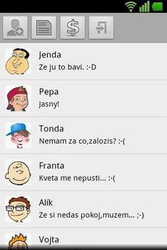 CoolSMScz apk screenshot