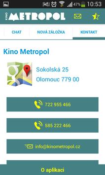 Kino Metropol apk screenshot
