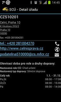 European Customs Office List apk screenshot