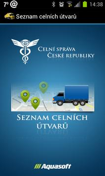 European Customs Office List poster