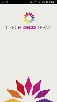 Czech Deco Team poster