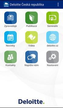 Deloitte Czech Republic poster