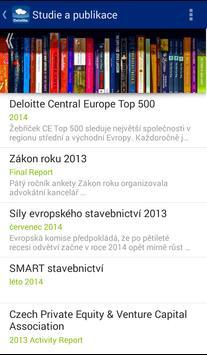 Deloitte Czech Republic apk screenshot