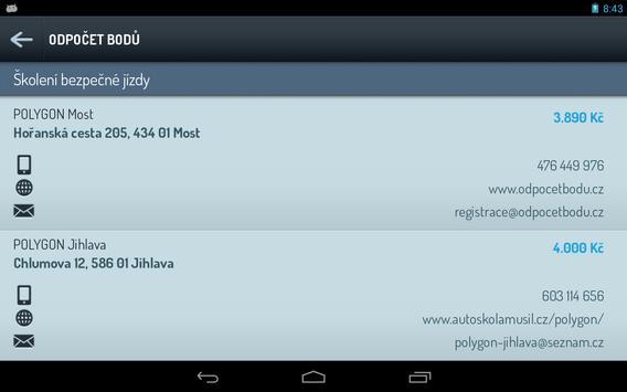Czech Point System apk screenshot