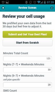 Best Cell Plan apk screenshot