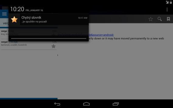 Smart Dictionary Offline apk screenshot