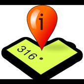 Locus - addon Parcel Info icon