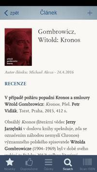 iLiteratura apk screenshot