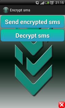 Encrypt sms poster