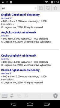 HandyLex 4 Czech poster