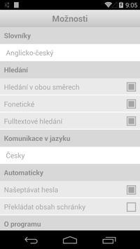 HandyLex 4 Czech apk screenshot