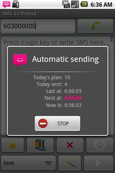 SMS Creator apk screenshot