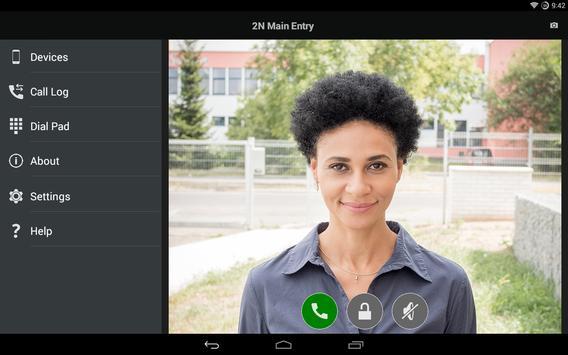 2N® Helios IP Mobile apk screenshot