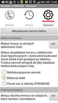 Nevolejte.cz - stop otravům! apk screenshot