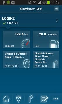 Movistar GPS AR poster