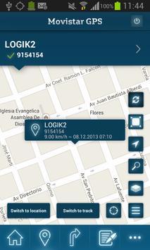 Movistar GPS AR apk screenshot