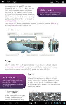 Jaderná energie a energetika apk screenshot