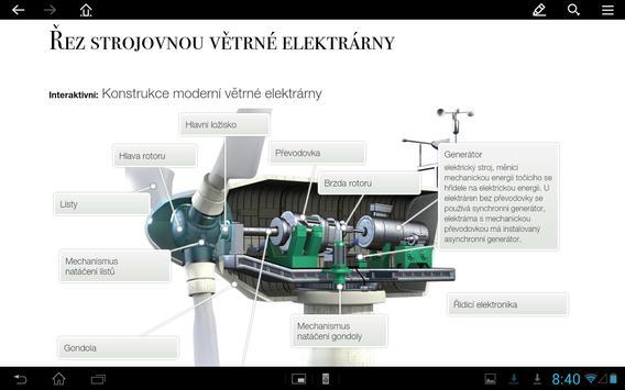 Obnovitelné zdroje energie apk screenshot
