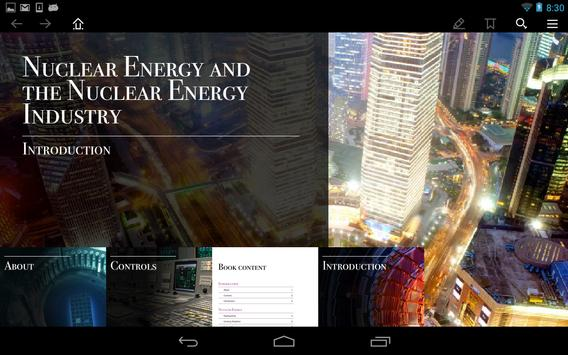 Nuclear Energy poster