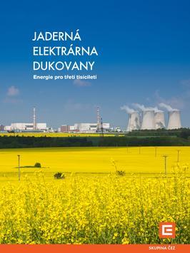 NPP Dukovany 1985-2015 poster