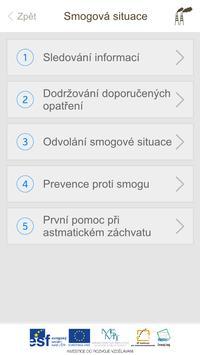Krizové řízení apk screenshot