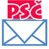PSČ - Poštovní Směrovací Čísla icon