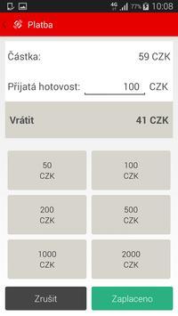 Vodafone ePokladna Lite apk screenshot