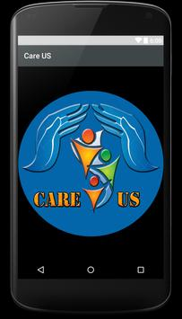 CARE US pro poster