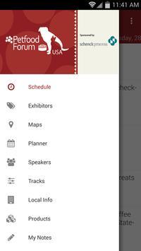 Petfood Forum 2015 apk screenshot