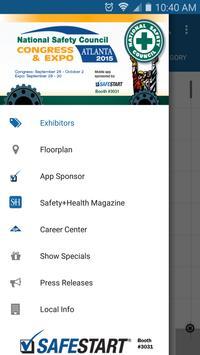2015 NSC Congress & Expo apk screenshot
