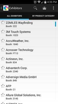 DSE 2015 apk screenshot