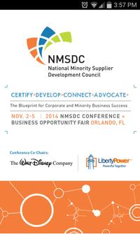 NMSDC 2014 poster